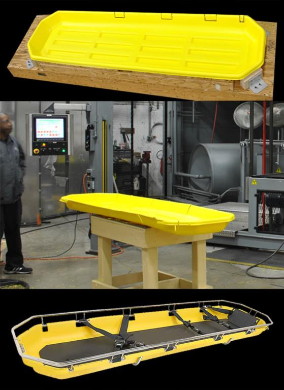 General Plastics utilizes innovative approaches to sheet plastic fabrication