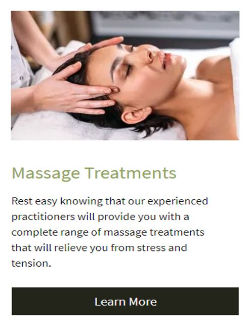 Therapeutic Massage by Career Professionals