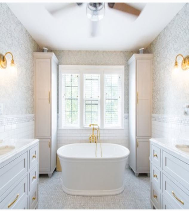 LET US CREATE THE BATHROOM OF YOUR DREAMS