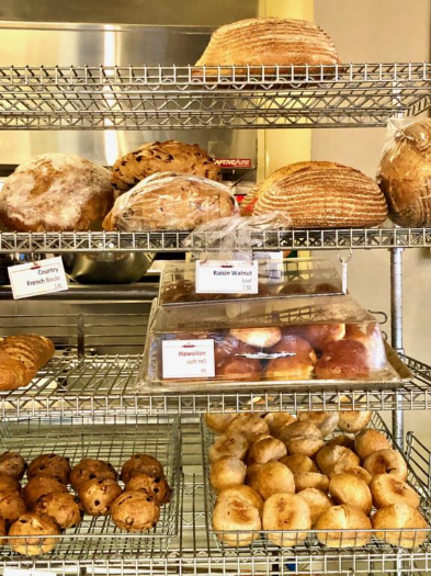 Fresh Breads Made From Scratch Every Day