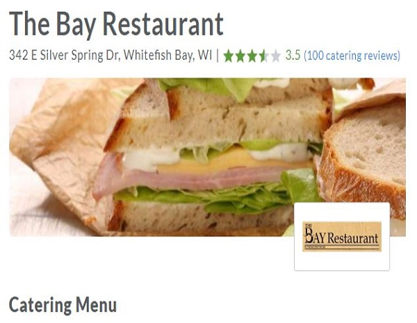 The Bay Catering