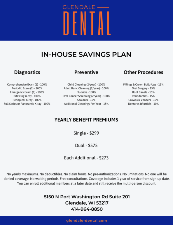 In-House Savings Plan