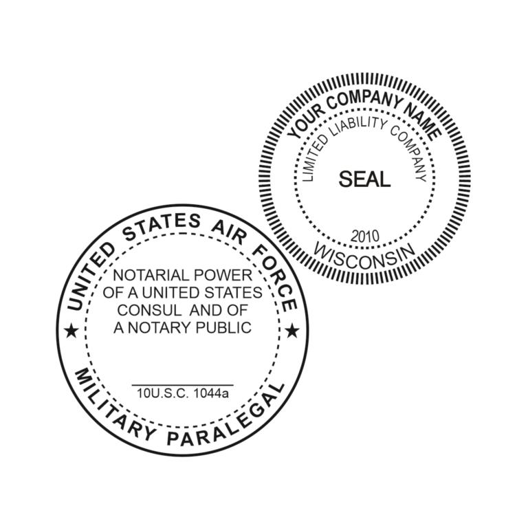 Government & Corporate Seals