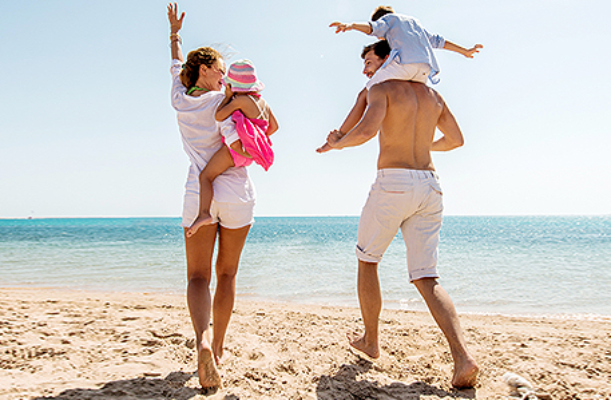 Family Vacations - a well-planned family vacation ensures an escape...