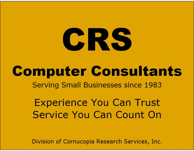 CRS Computer Consultants