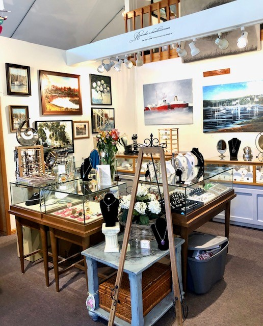 Brian Pier Gallery & Forever Grateful Jewelry Show Room