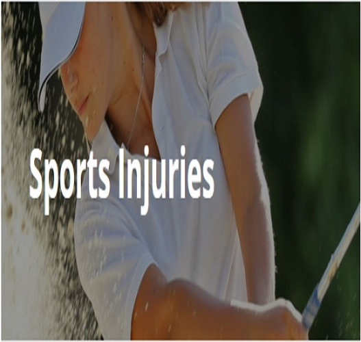 Sports Injuries We Treat: